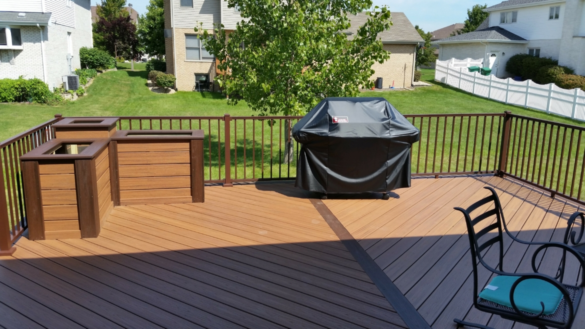 Decks & Home Renovations